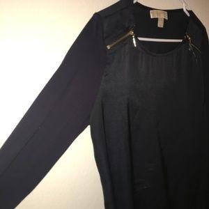 Michael Kors Black Blouse Shirt